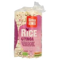 Tortas Arroz y Quinoa Bio