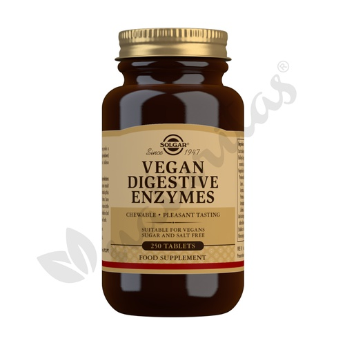 Vegan Enzimas Digestivas