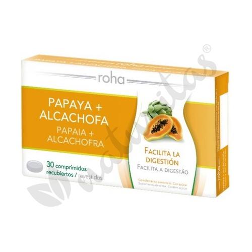 Roha Papaya y Alcachofa