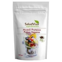 Paleo Vegan Protein Muesli