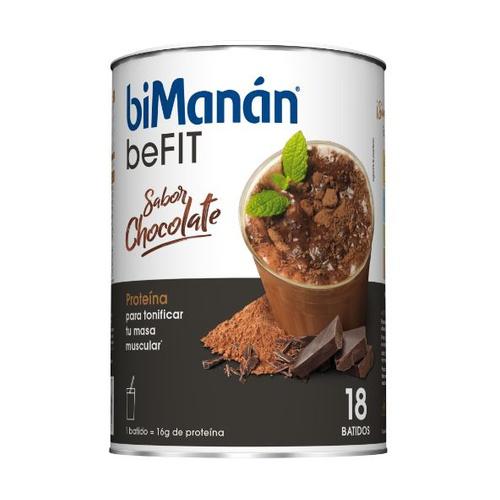 Batido beFit de chocolate