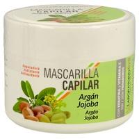 Mascarilla Capilar de Argán y Jojoba con Keratina