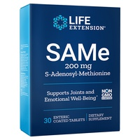 SAMe (S-Adenosyl-Methionine)(200 mg)