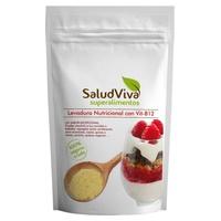 Levure nutritionnelle avec vitamine B12