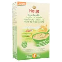Organic spelt porridge