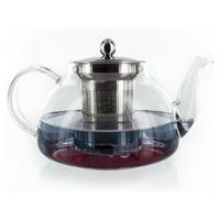 0.8L glass teapot