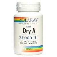 Vitamina A seca