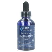 Melatonina liquida ad azione rapida (agrumi-vaniglia)
