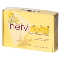 Nervifresh Sistema Pack Schoenenberger 2 frascos de 200 ml y 15 bolsitas de Salus