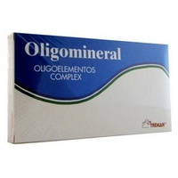 Treman Oligomineral Complex
