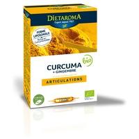 Cúrcuma + Jengibre para Articulaciones