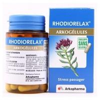 Arkocápsulas Rhodiorelax