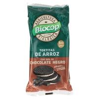 Tortitas De Arroz Choco Negro