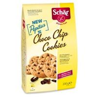 Galletas de Chocolate Chip Cookies Sin Gluten