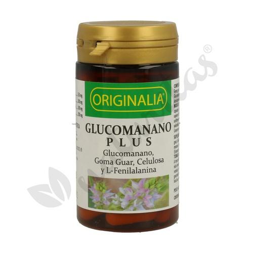 Glucomanano plus Originalia