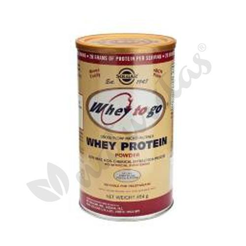 Proteína Whey To Go