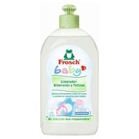 Limpador de mamadeira e bico de bebê Eco