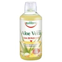 Jugo de Aloe Vera con Jengibre