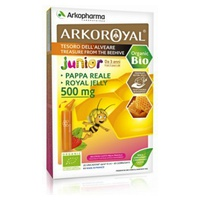 Organic Royal Jelly 500mg
