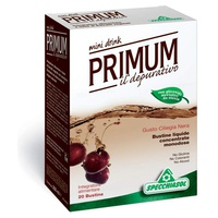 Primum Depurativo Mini Drink With Elderberry