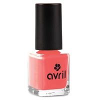 Smalto per unghie rosa pompelmo Nº 569