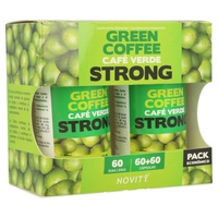 Strong Green Coffee
