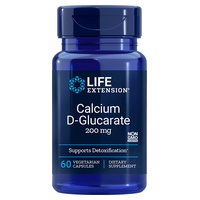 D-glucarate de calcium 200 mg
