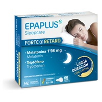 Sleepcare Forte+Retard Melatonina y Triptófano