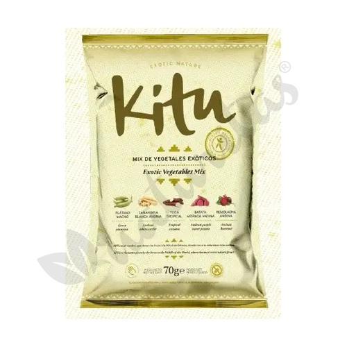 Kitu Mix Vegetales Exóticos