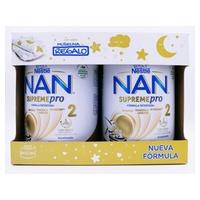 Nan supreme pro 2 (2x800g + muslin)