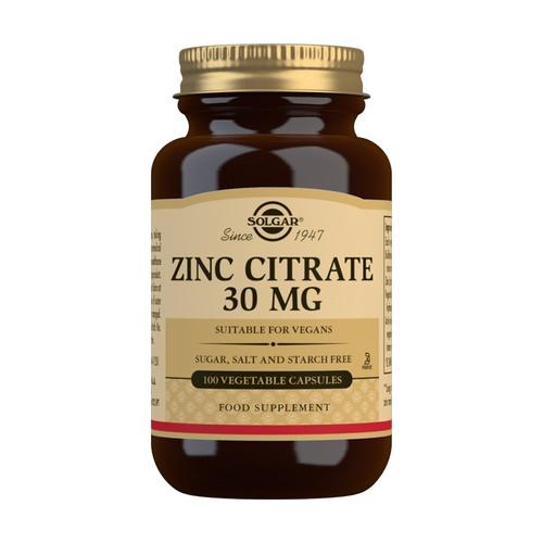 Citrato de Zinc