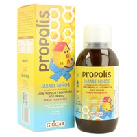 Echinacea propolis syrup children
