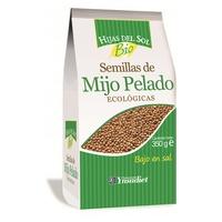Millet pelé en grain