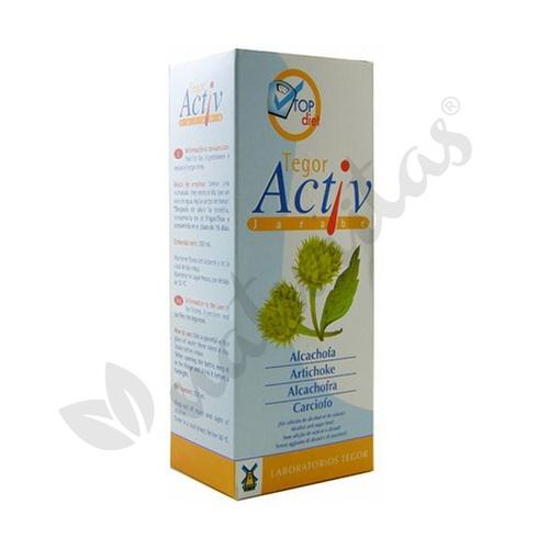 Alcachofa Activ Jarabe 200 ml de Tegor