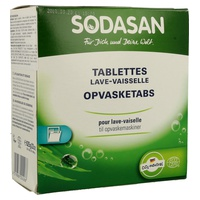 Ecotabs para lavavajillas en pastillas