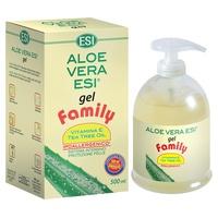 Aloe vera - Gel family
