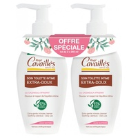 Extra gentle intimate cleanser pack for daily use
