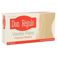 Don Regulo Vientre Plano