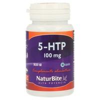 5-HTP 60 cápsulas de 100 mg de Naturbite