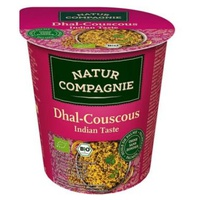 Dhal-Couscous Indian Taste Bio
