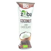 Barrita de Coco con Chocolate Negro Bio