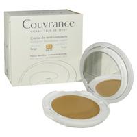 Couvrance Crema compacta beige