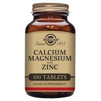 Calcium Magnesium Zinc Plus