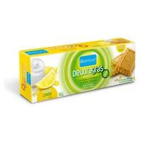 Galletas devoragras de yogur y limón