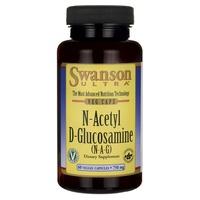 N-acetil D-glucosamina (NAG), 750 mg