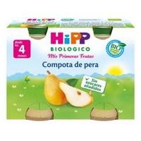Tarritos Bio Compota de Pera (4 meses)