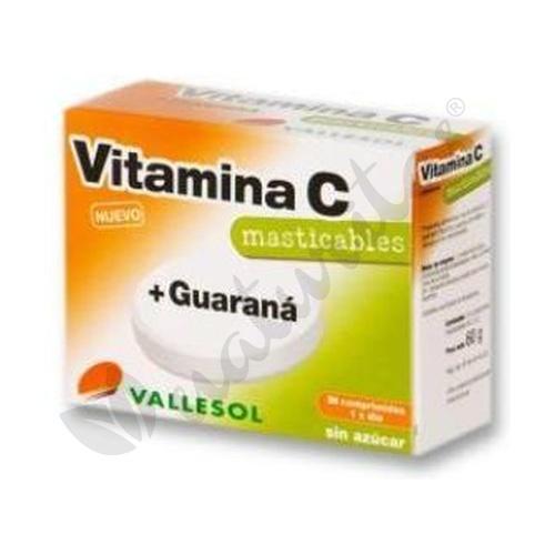 Vitamina C y Guaraná