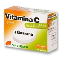 Vitamina C y Guaraná