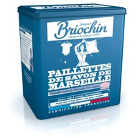 Ecocert Marseille soap flakes in metal box