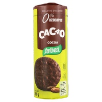 Digestive Cocoa Cookies